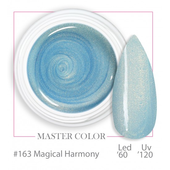 163 - Magical Harmony - Master Color - Gel color UV LED - 5ml