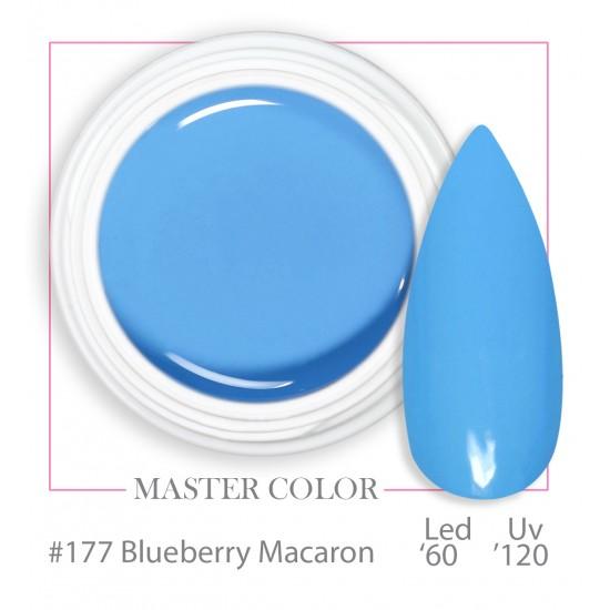 177 - Blueberry - Master Color - Gel color UV LED - 5ml