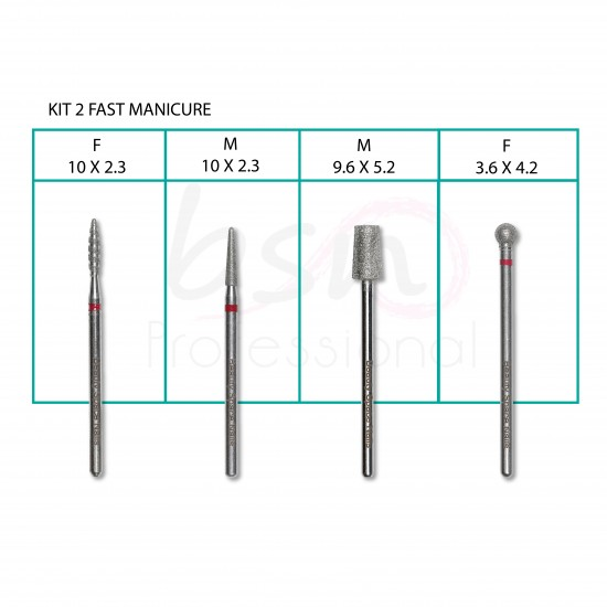 Kit Fast Manicure