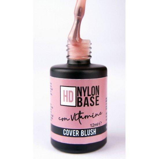 Hd Nylon Base Builder with Vitamin E and Calcium - Cover Blush