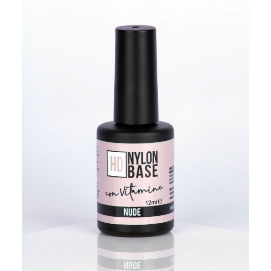 Hd Nylon Base Builder with Vitamin E and Calcium - Nude
