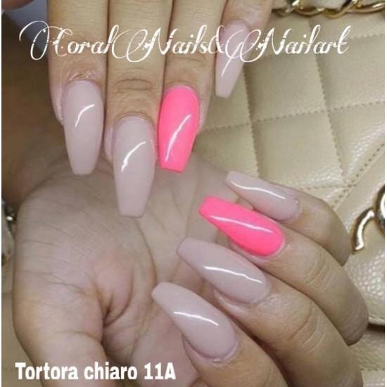 11A - Tortora chiaro - dense - Colored Uv gel - Color line - 5ml